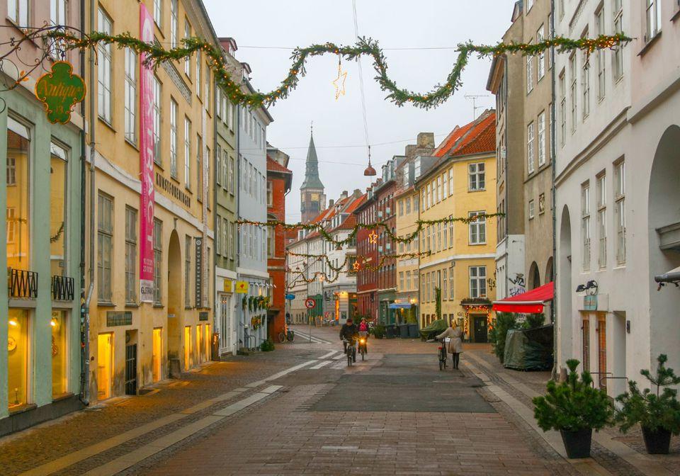 Christmas in Copenhagen, Denmark