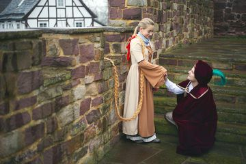 Grimms' Fairy Tales 200th Anniversary Nears