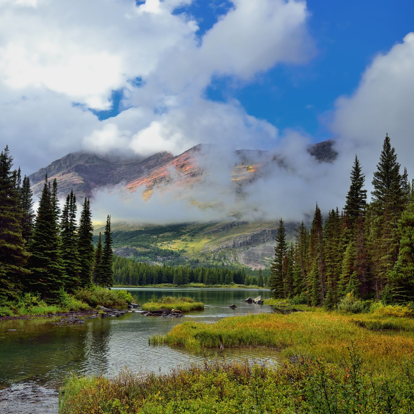 How to Take Amtrak to Glacier National Park