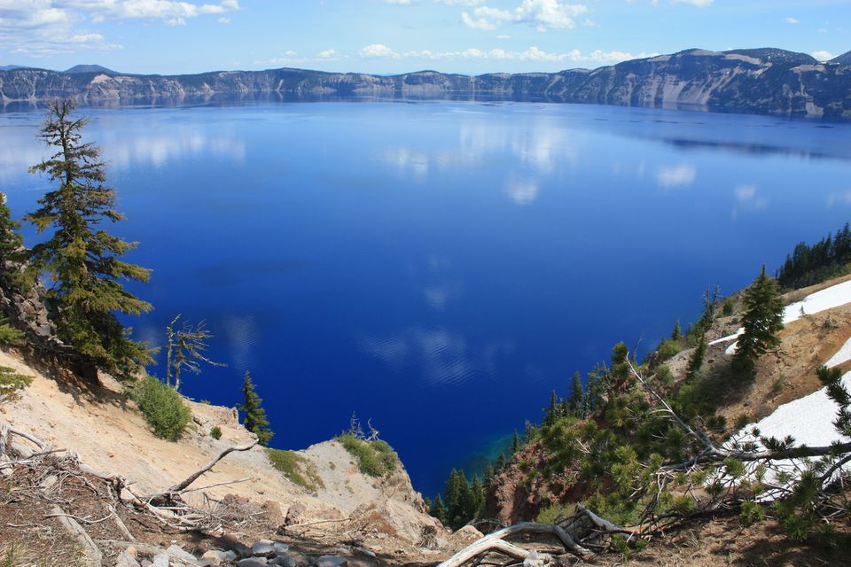 Photo of Crater Lake Park