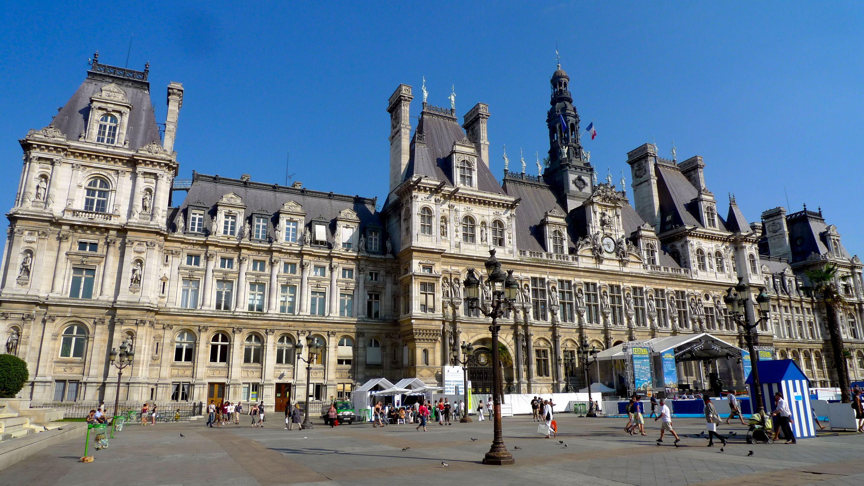 Hotel de Ville (Paris City Hall)
