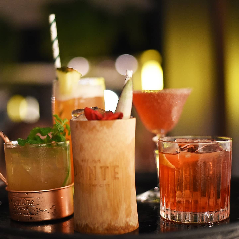 Cocktails at SubAstor