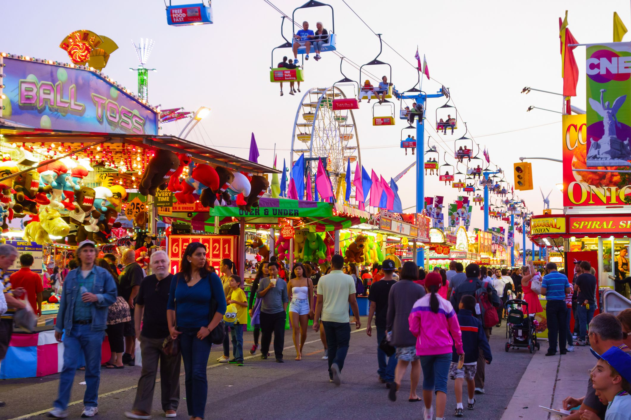 Canadian National Exhibition The Complete Guide