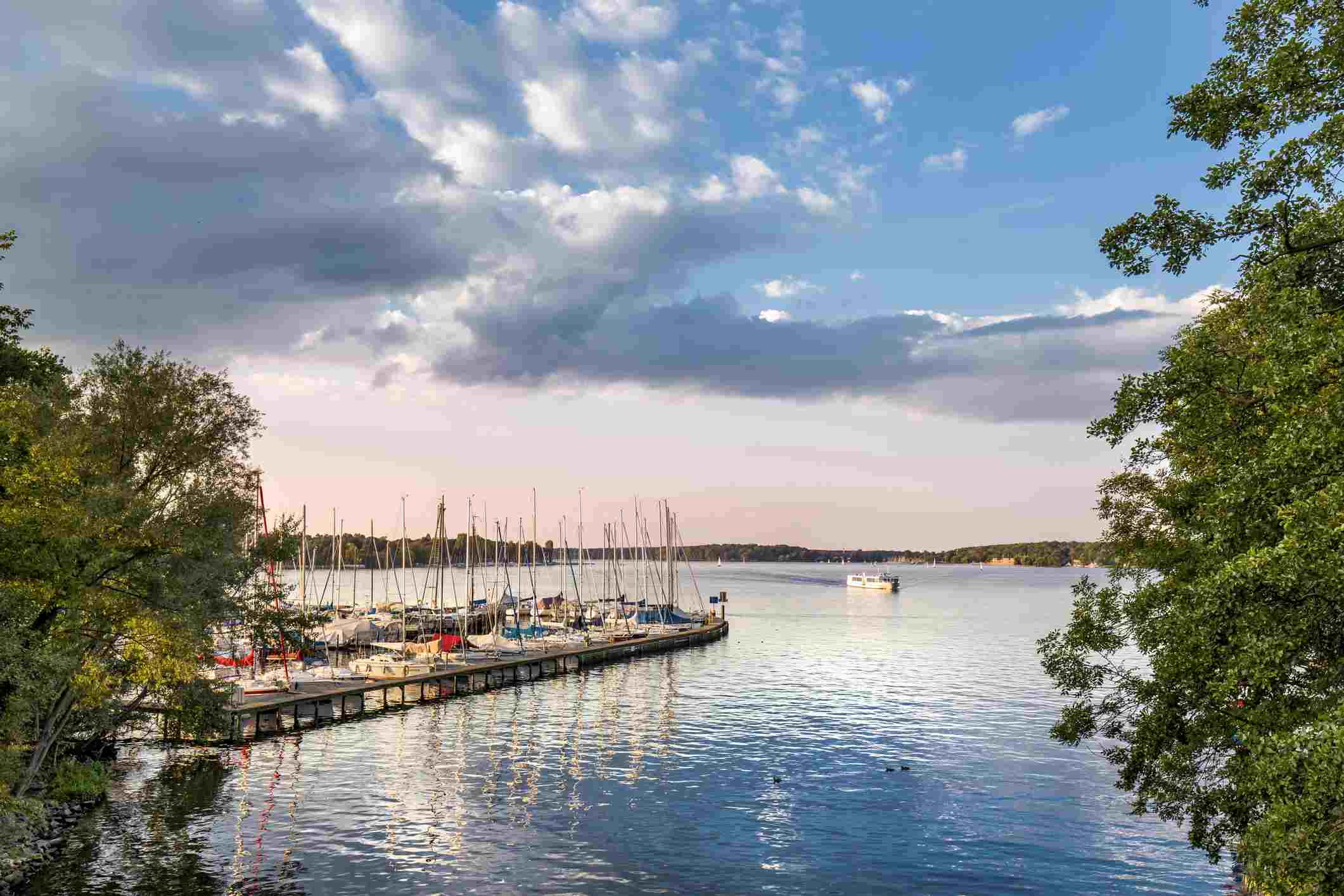 Lake Wannsee