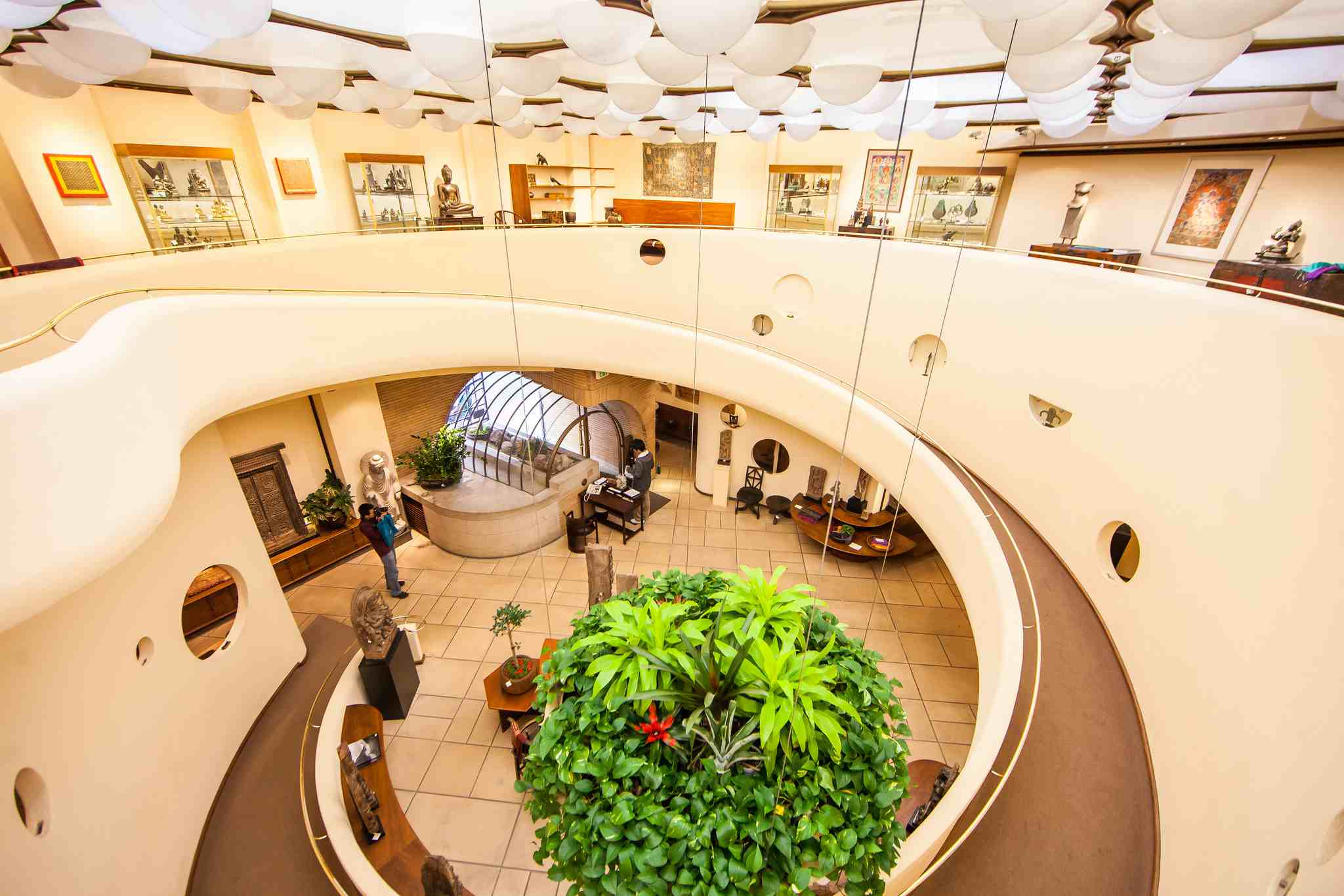 Interior, V.C. Morris Gift Shop/Xanadu Gallery