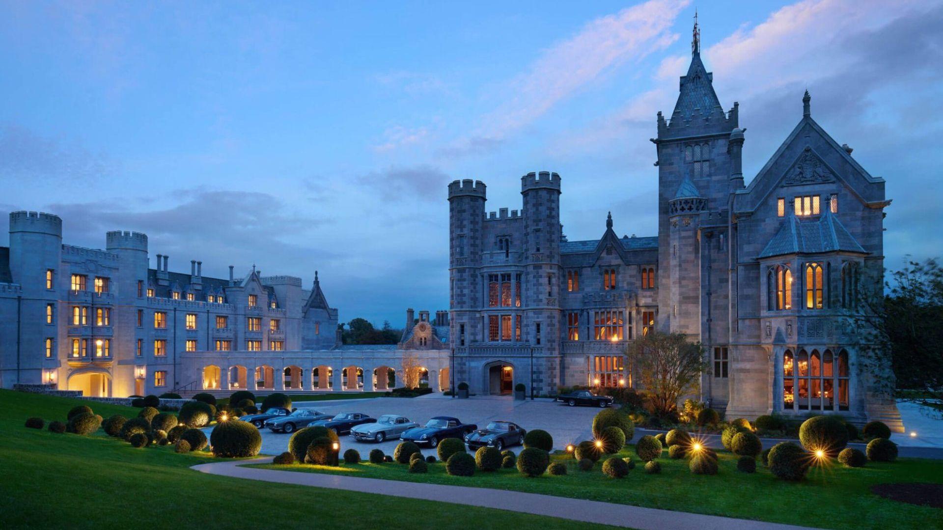 10 Amazing Castle Hotels in Ireland