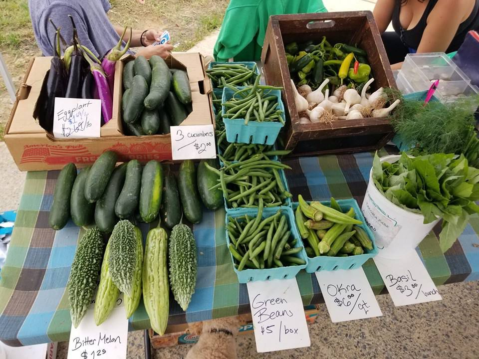 Ward 8 Farmer's Market