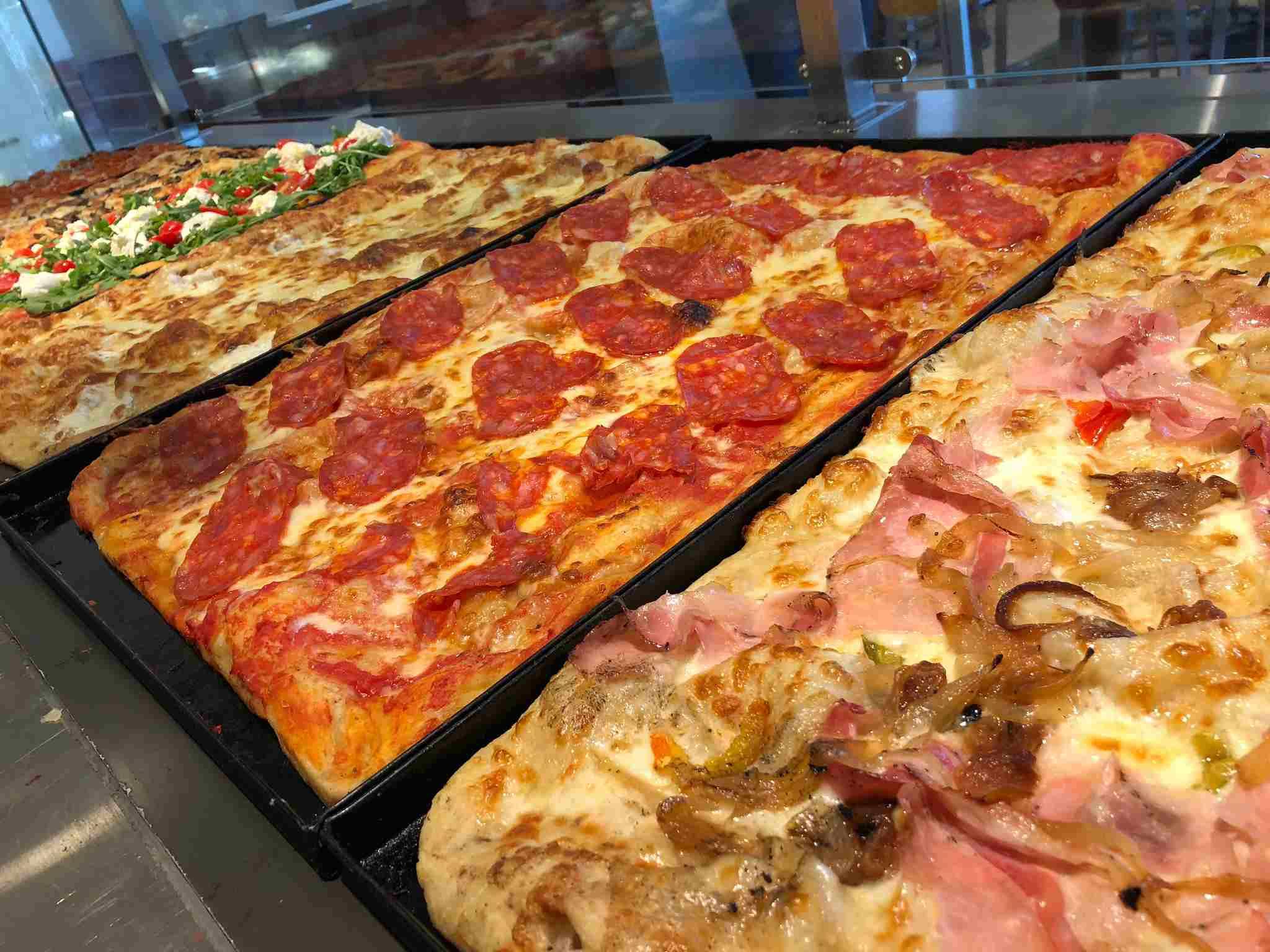 Pizza Ponte in Disney Quellen