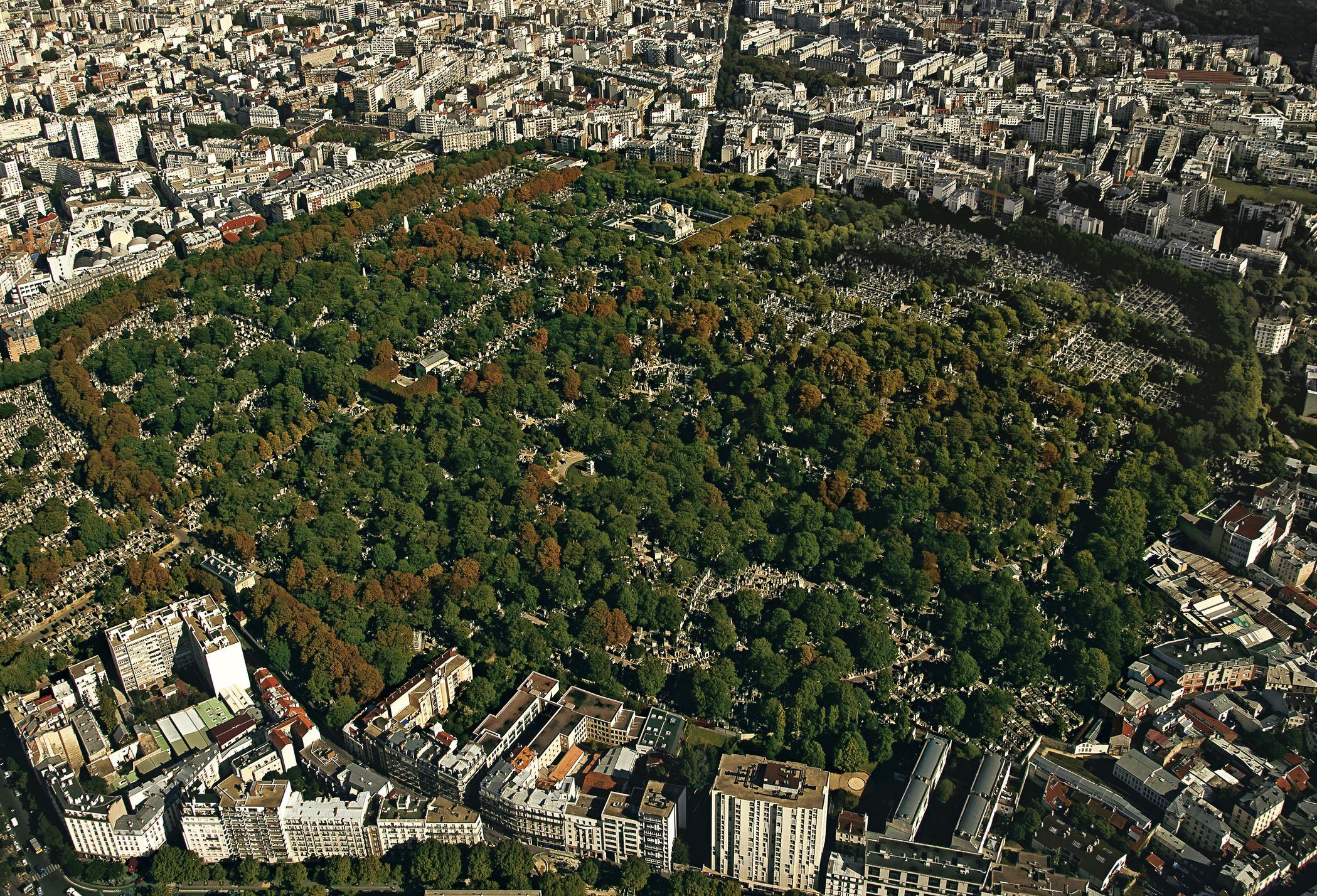 Friedhof Pere Lachaise Paris