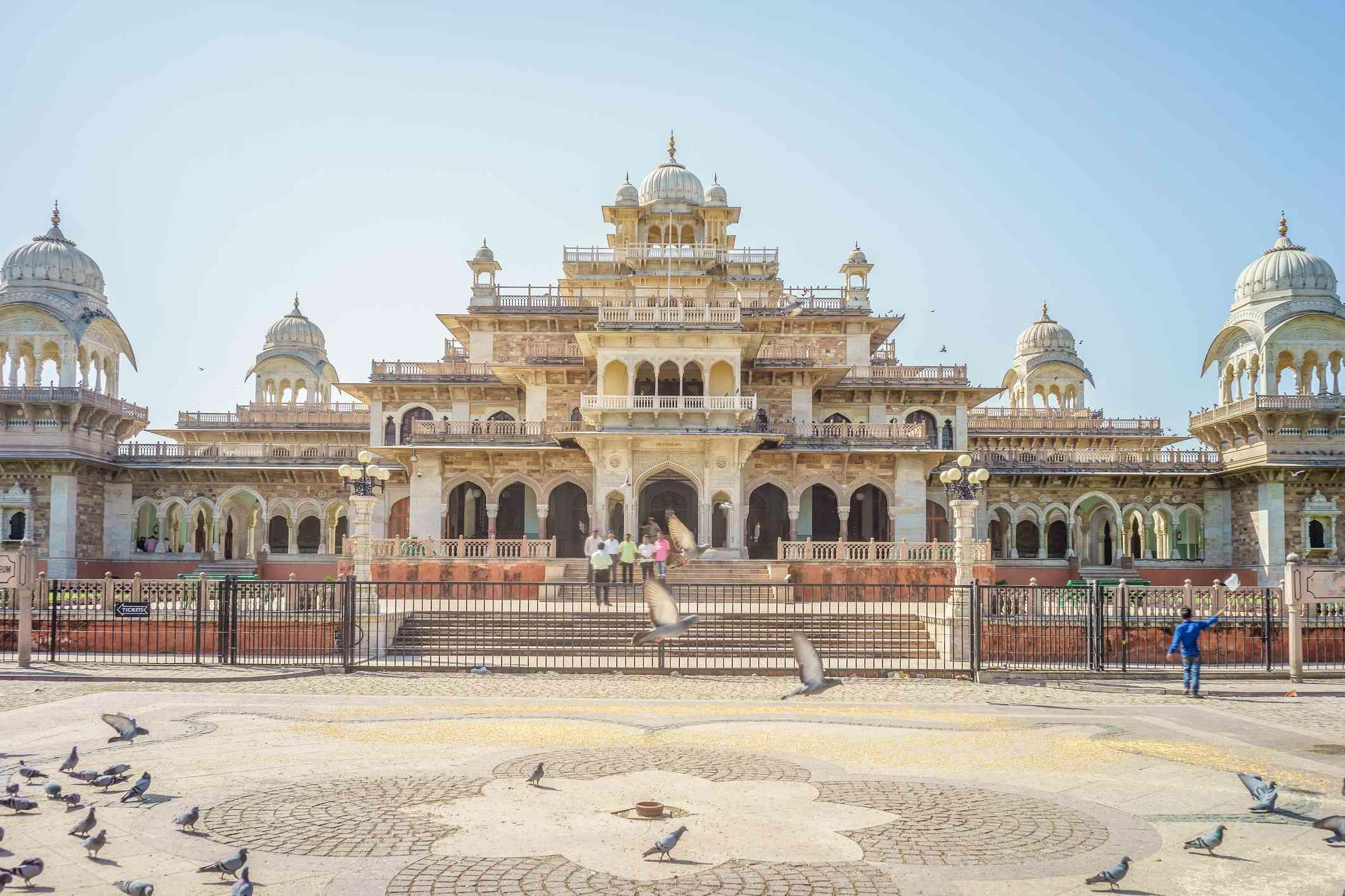 Jaipur museum.