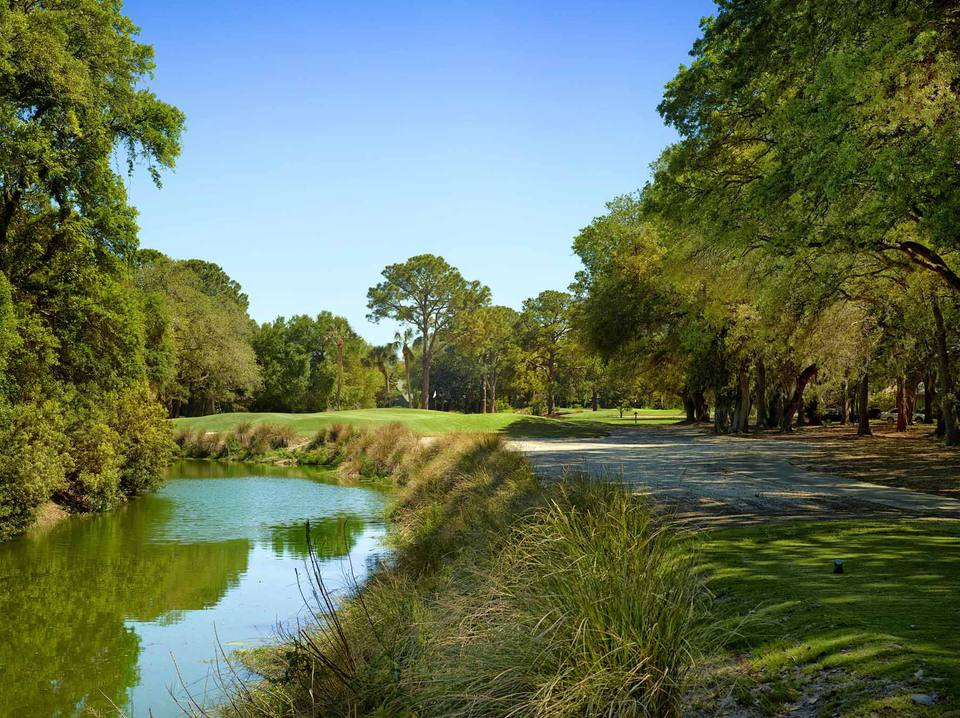 Hilton Head Island, Golf Heritage Collection, Robbers Course