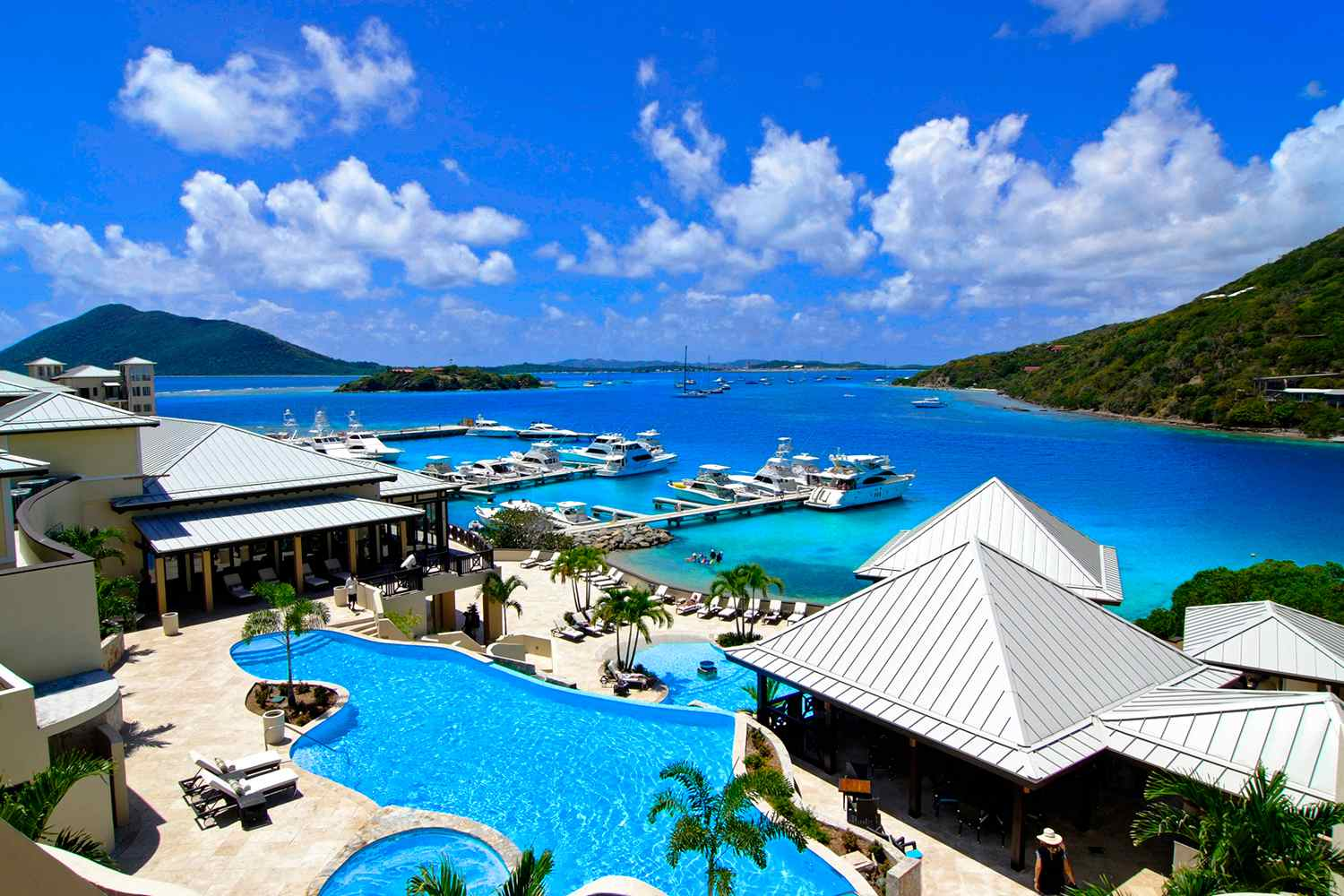 best luxury and all inclusive private island resorts