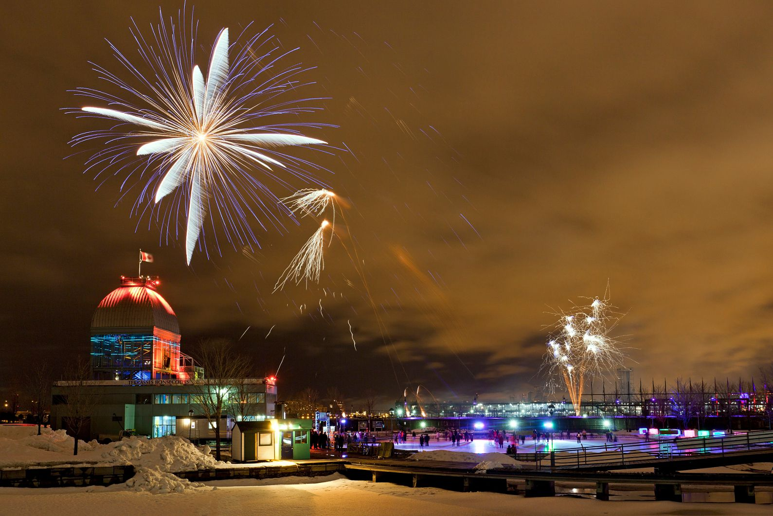 events and attractions for new years eve in montreal