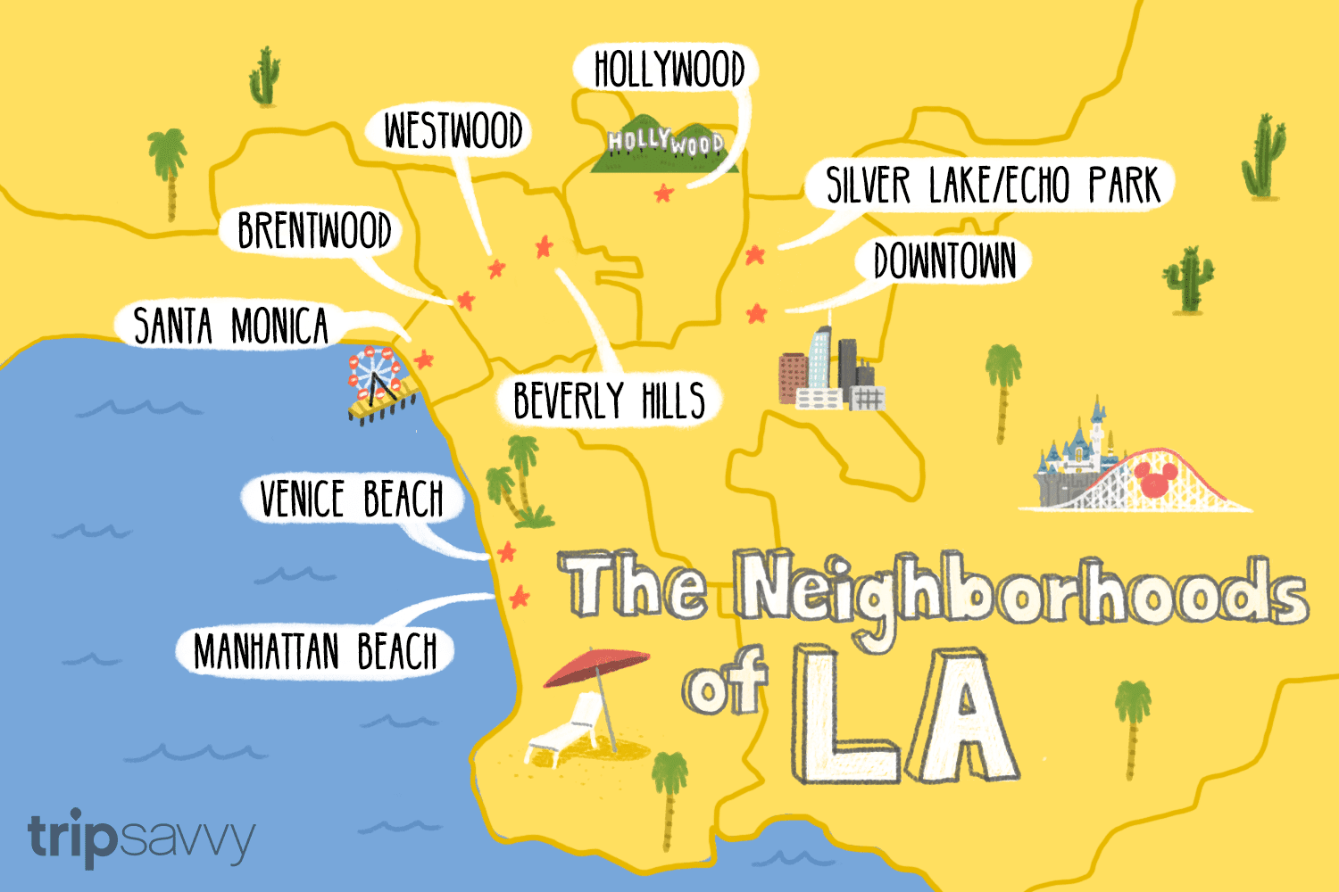 Choosing A Neighborhood When Moving To Los Angeles