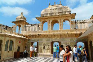 City Palace, Udaipur.
