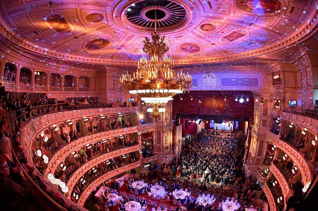 Dresden Semper Opera Ball