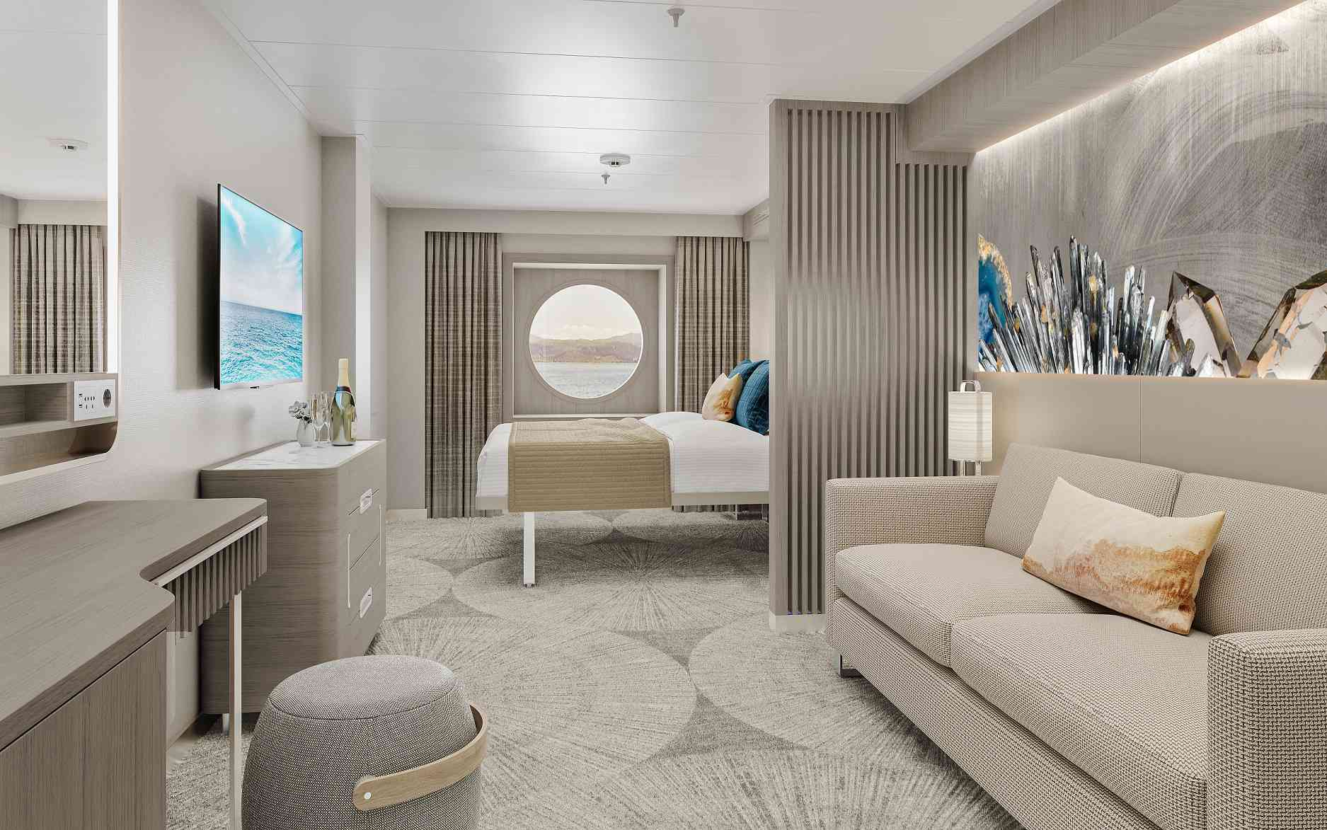 Norwegian Cruise Line Prima