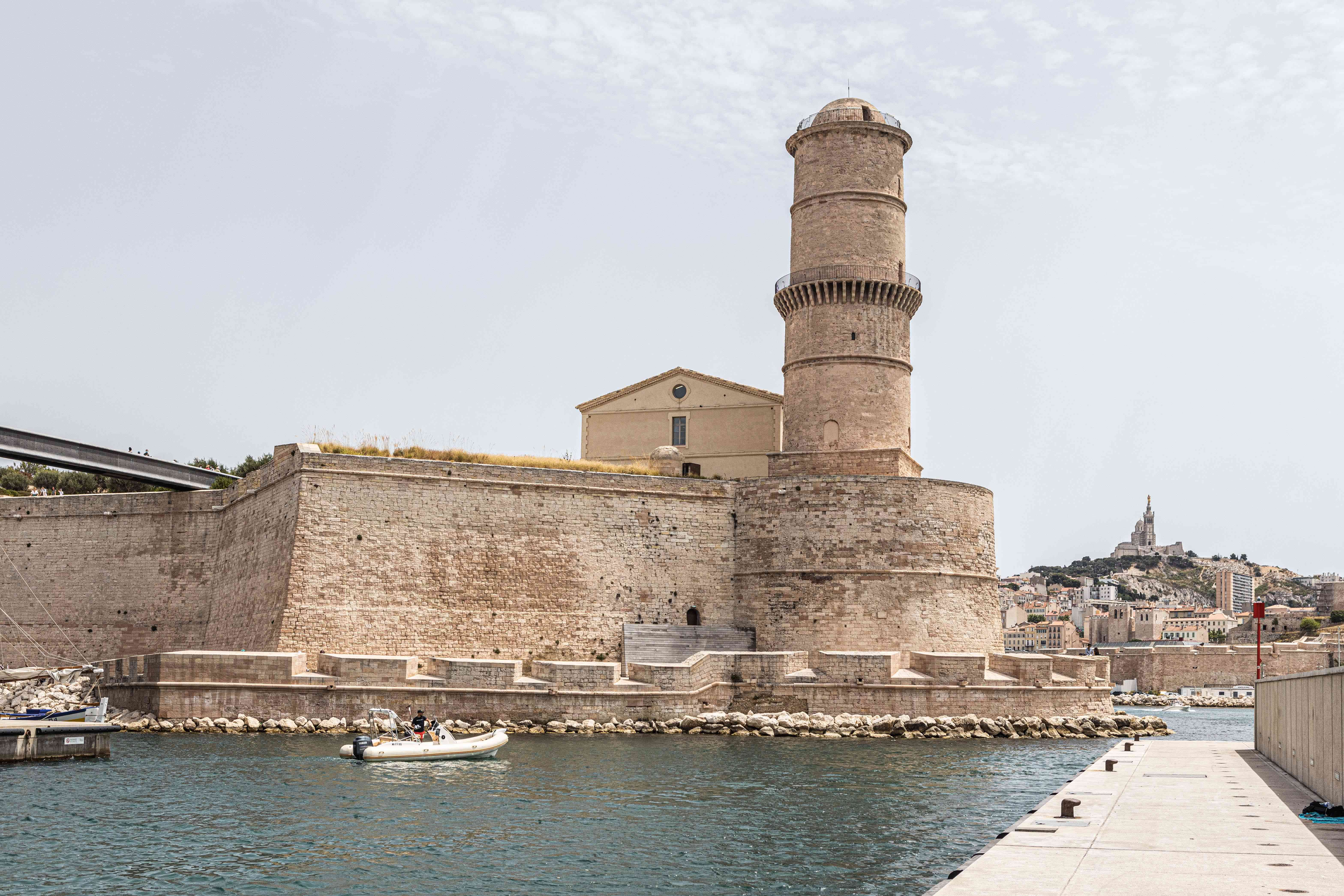 Old Fortress of Marseille