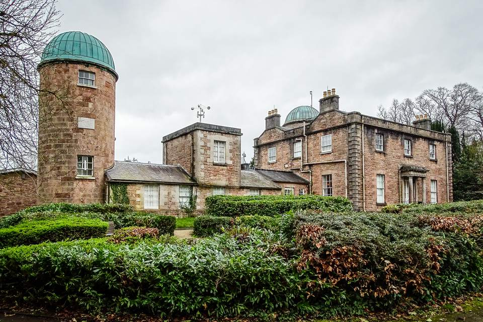 Stargazing has history in Armagh—the old observatory is part of it