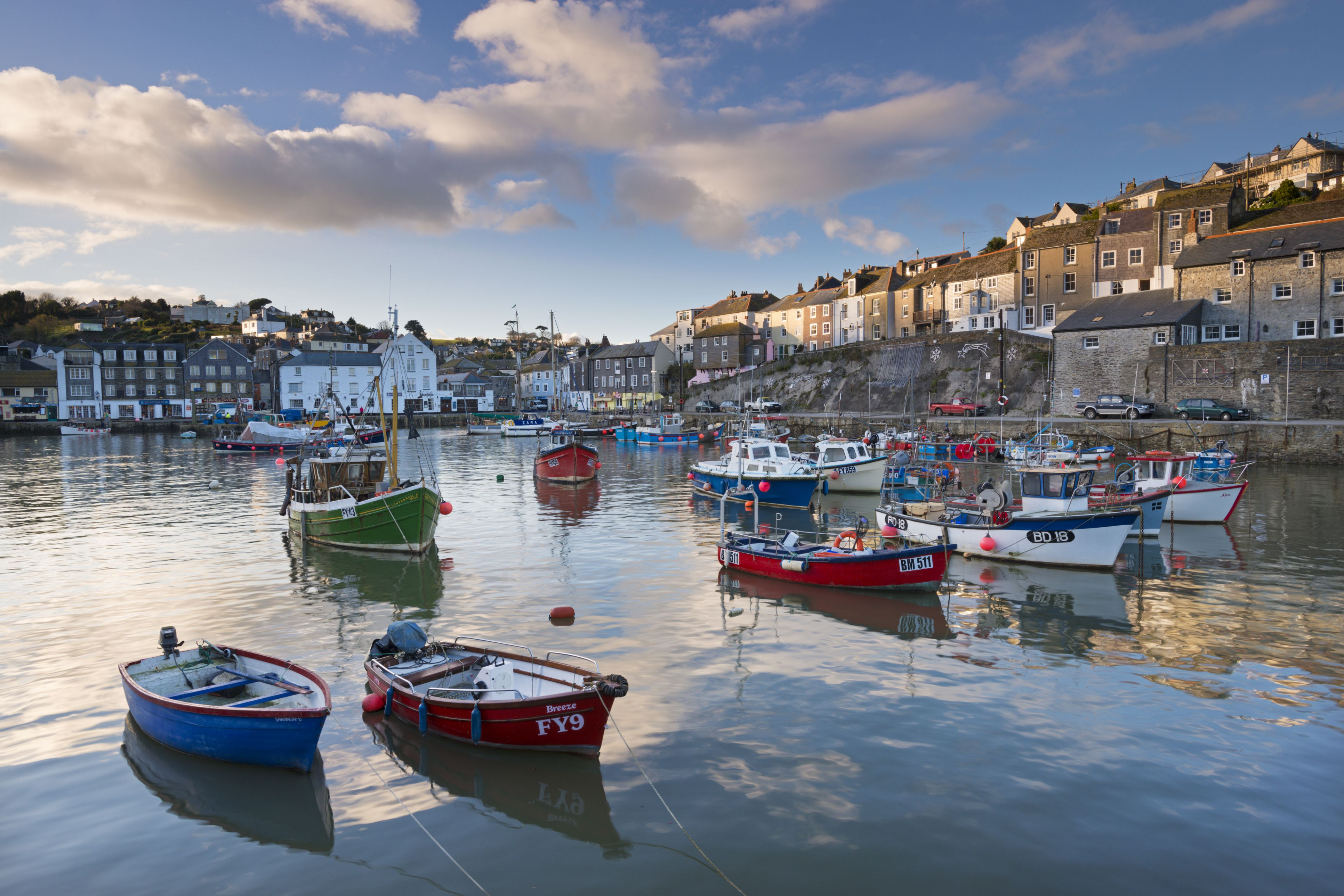 Evening in Cornwall