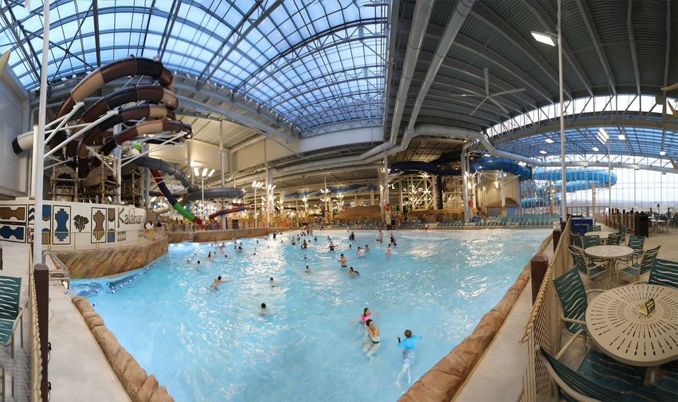 Kalahari Pocono Mountains Indoor Water Park