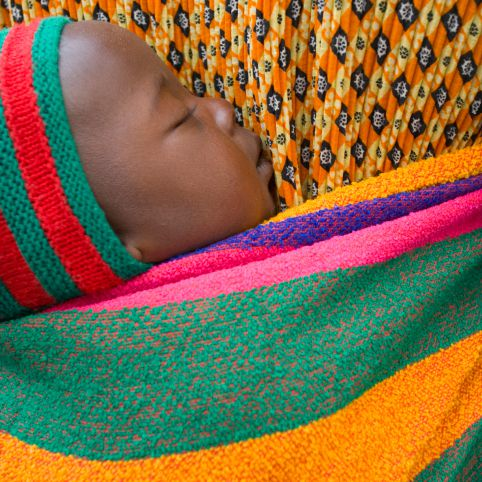 Mother and Child, Mali