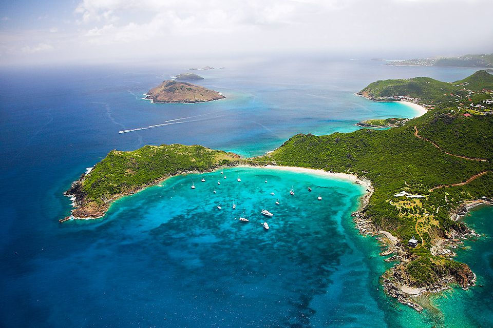 Colombier Beach, St. Barts