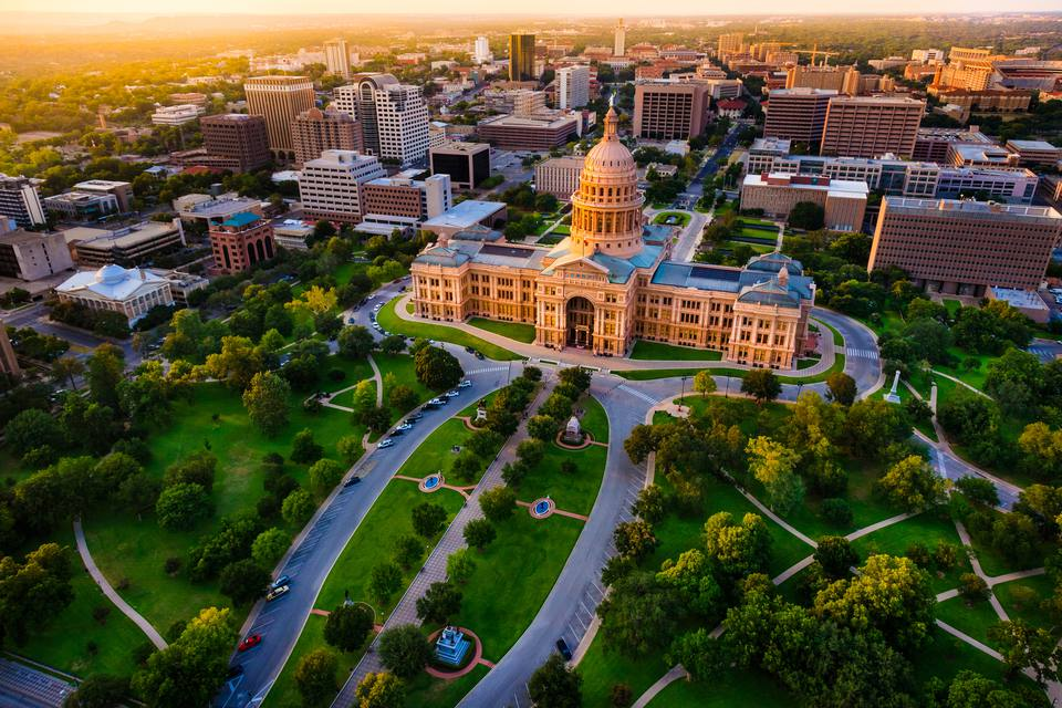 Hotels Near Texas State Capitol
