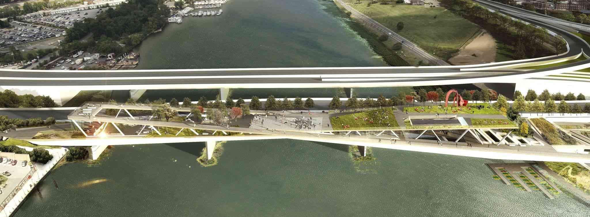 Future 11th Street Bridge