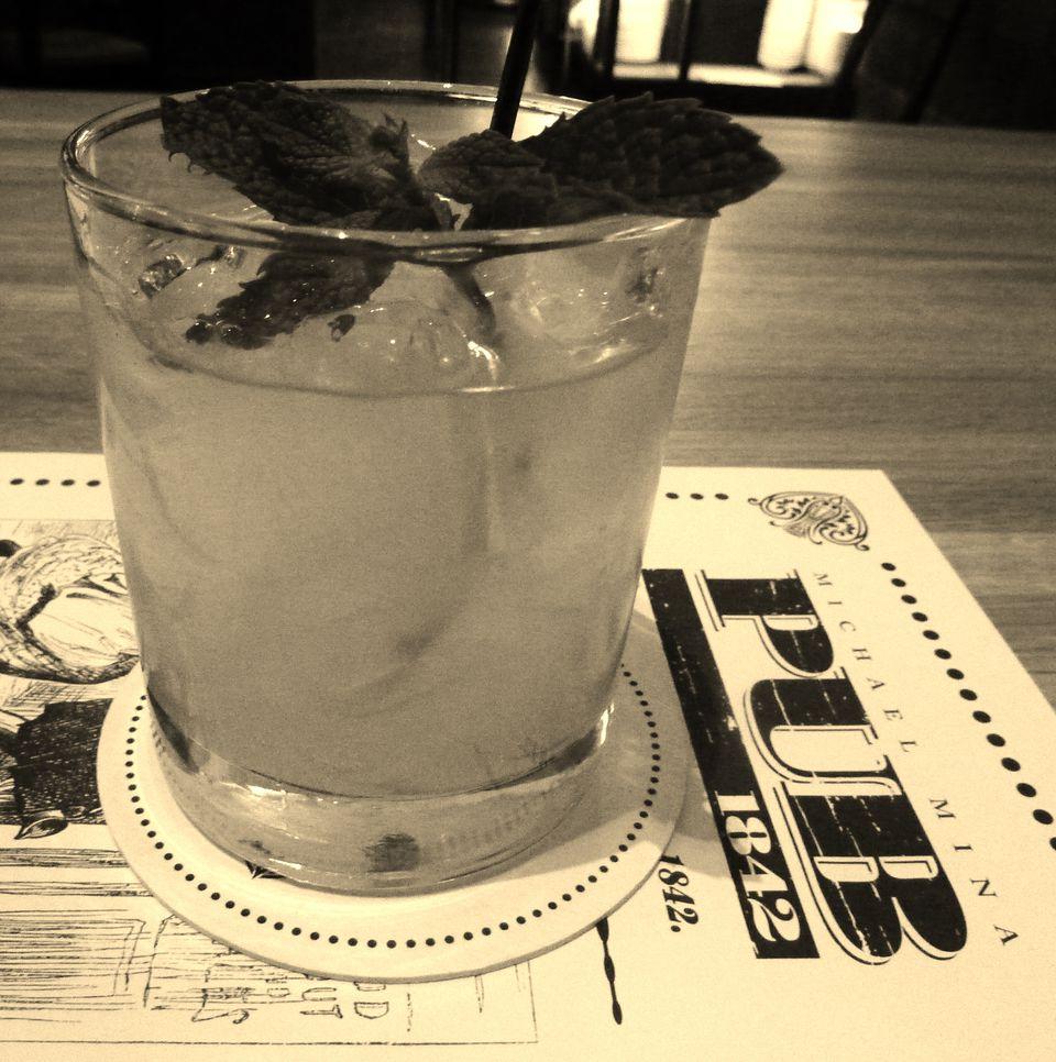 Pub 1842 Cocktail