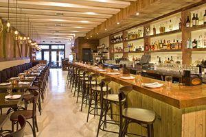 Ambar Restaurant Interior