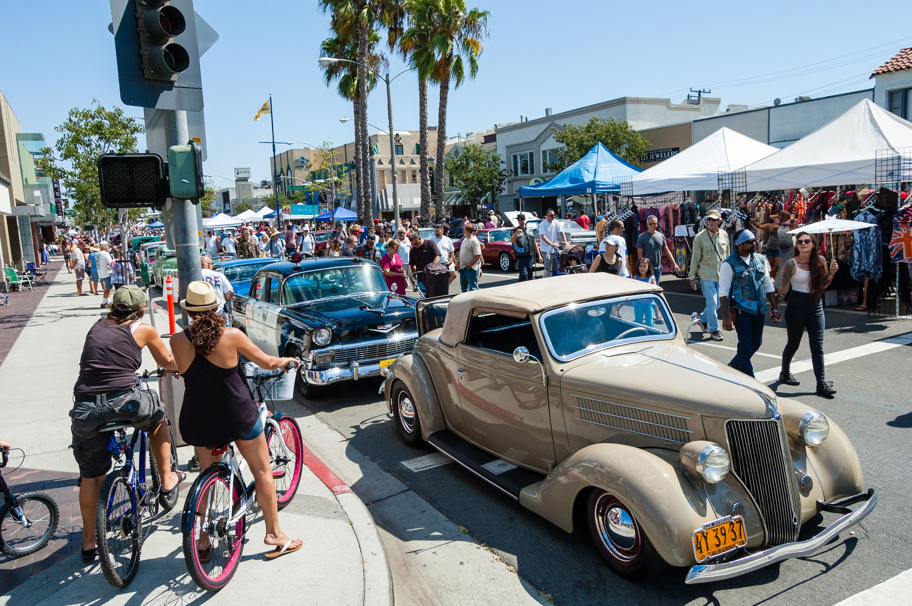 Annual Car Shows In Los Angeles - Classic car show california
