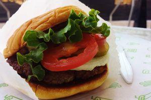 Shake Shack Burger in Las Vegas