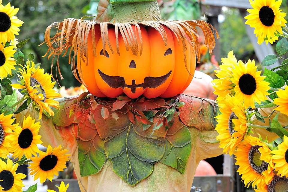 Decoraciones de Halloween en Disneyland Paris