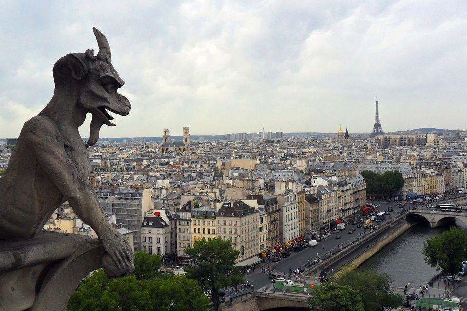 París de Notre Dame