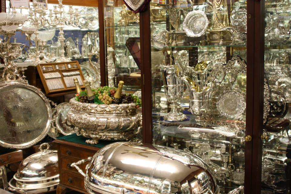 London Silver Vaults
