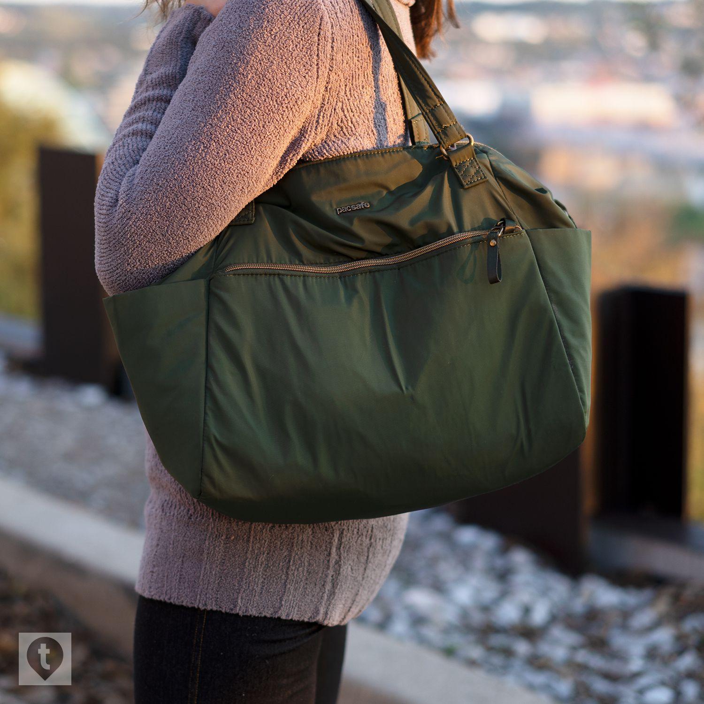 Pacsafe Stylesafe Anti-Theft Tote Bag Review