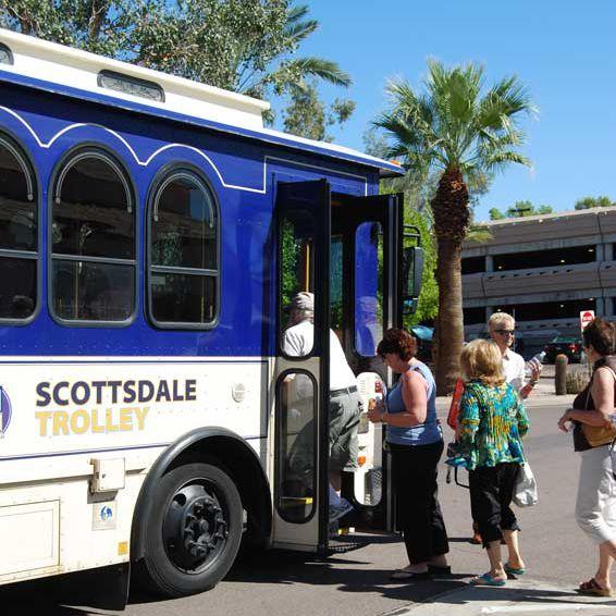 Scottsdale Trolley Tour