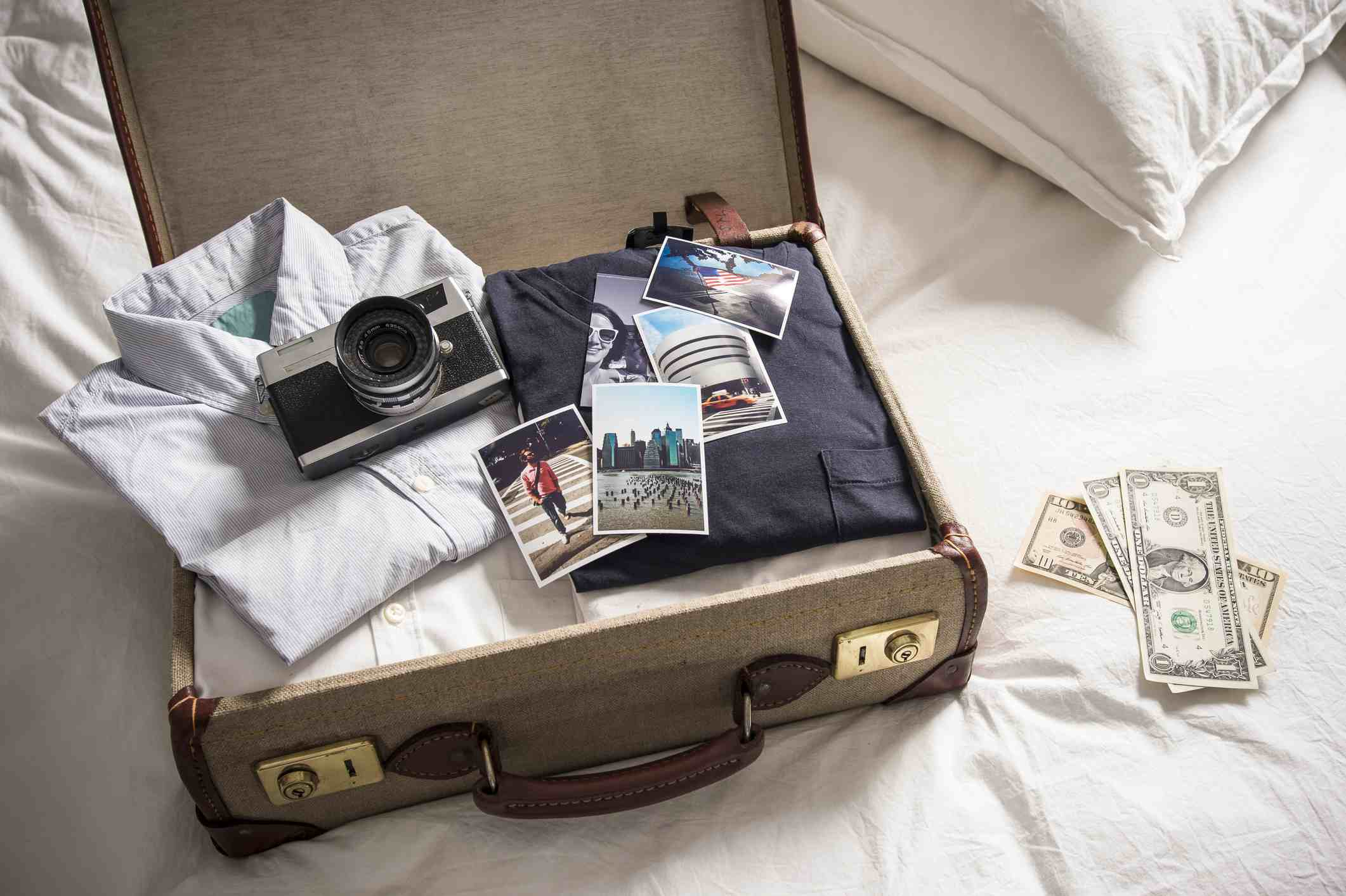 Packing for your holiday