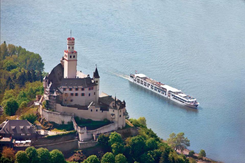 Uniworld S.S. Antoinette River Vessel on the Rhine River