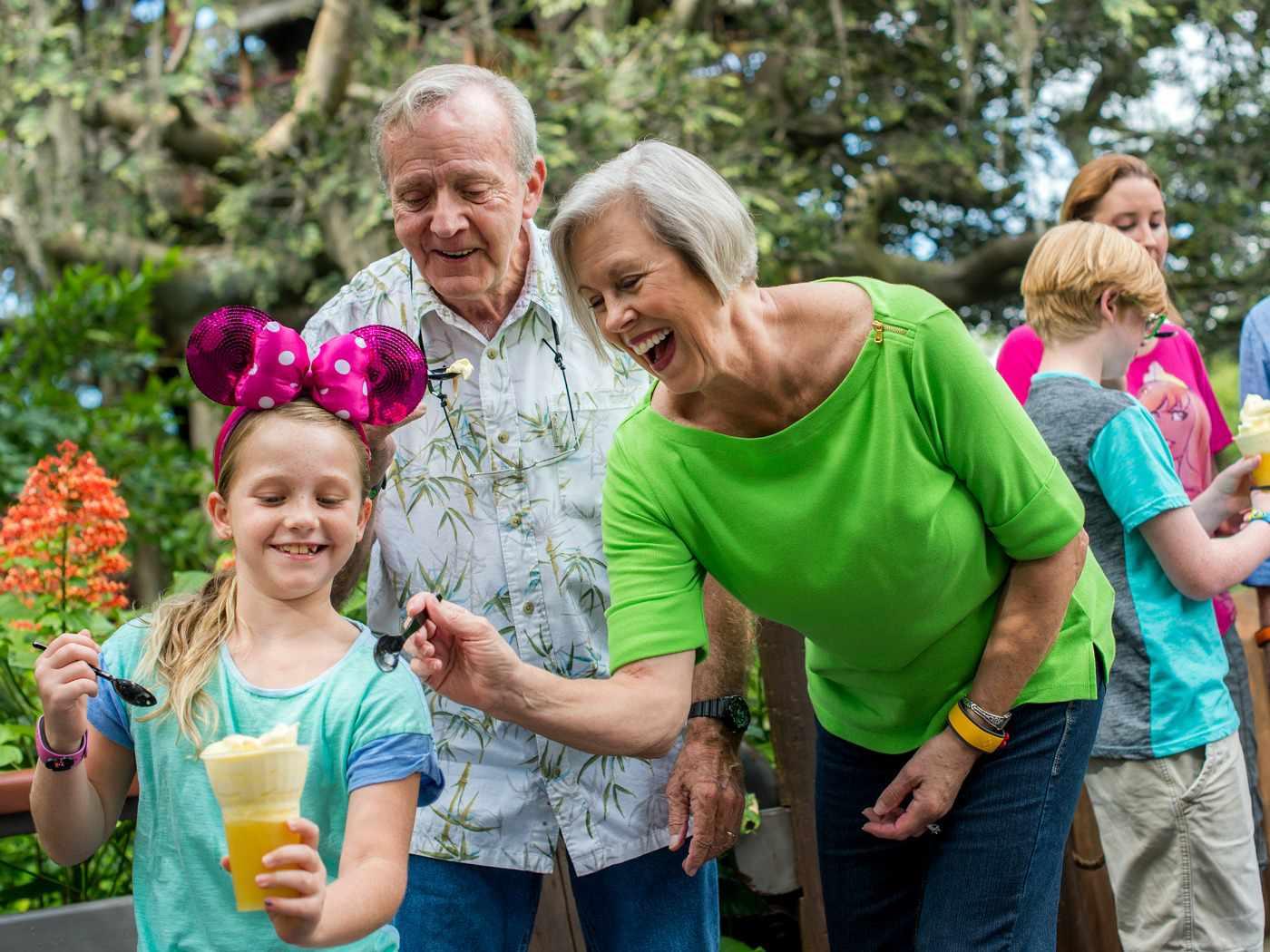 Multigenerational Vacations at Disney World