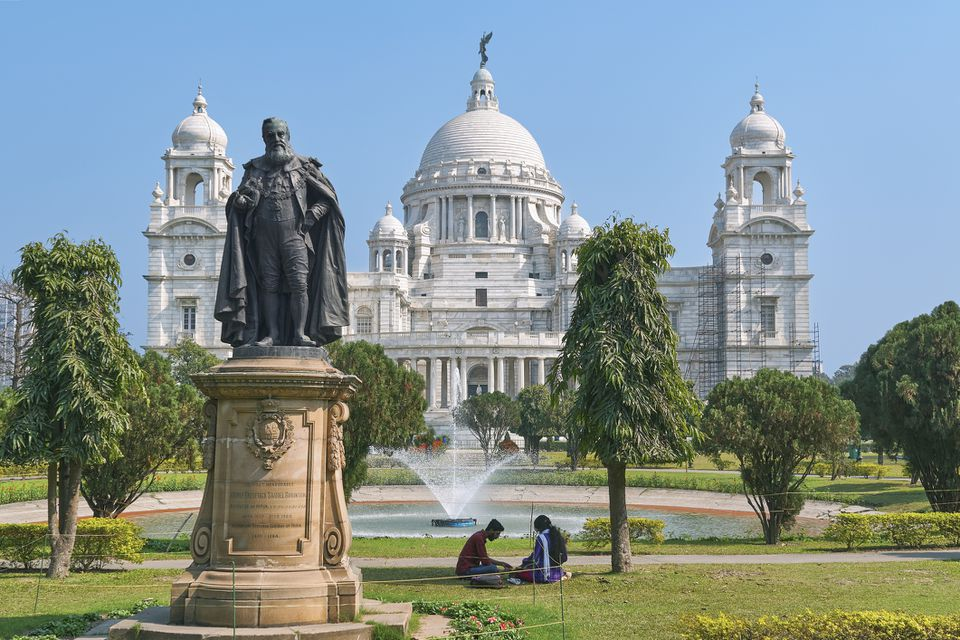 Victoria Memorial Museum of Kolkata.