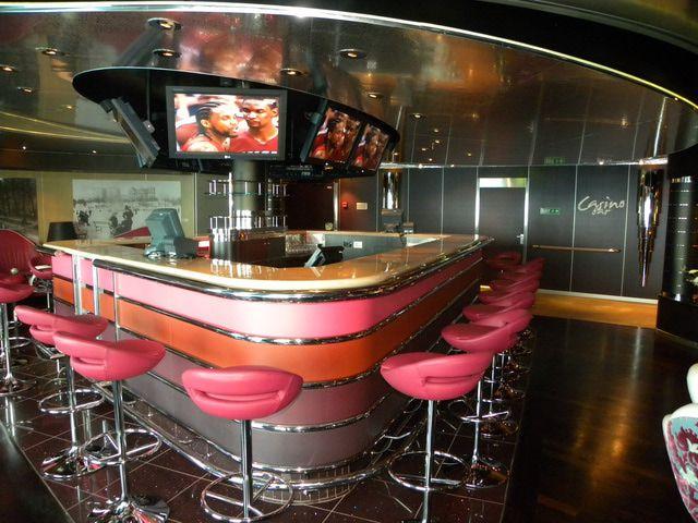 Nieuw Amsterdam - Casino Bar