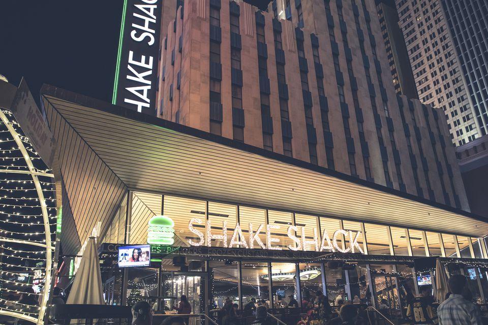 Las Vegas Shake Shack
