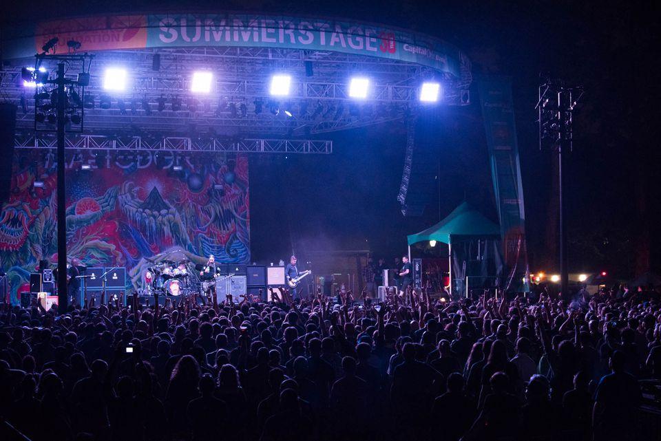Summer Stage concert