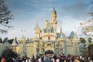 Disneyland,California,USA