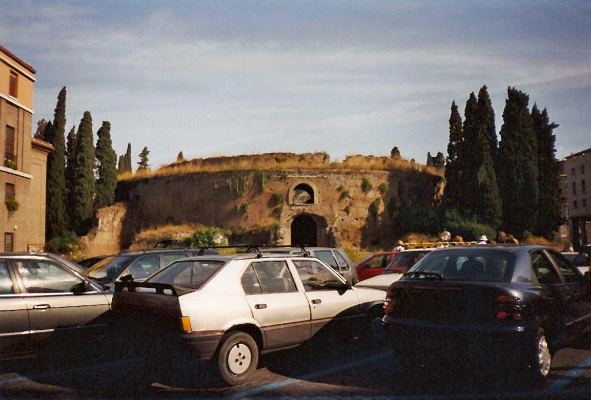 Mausoleum of Augustus Exterior