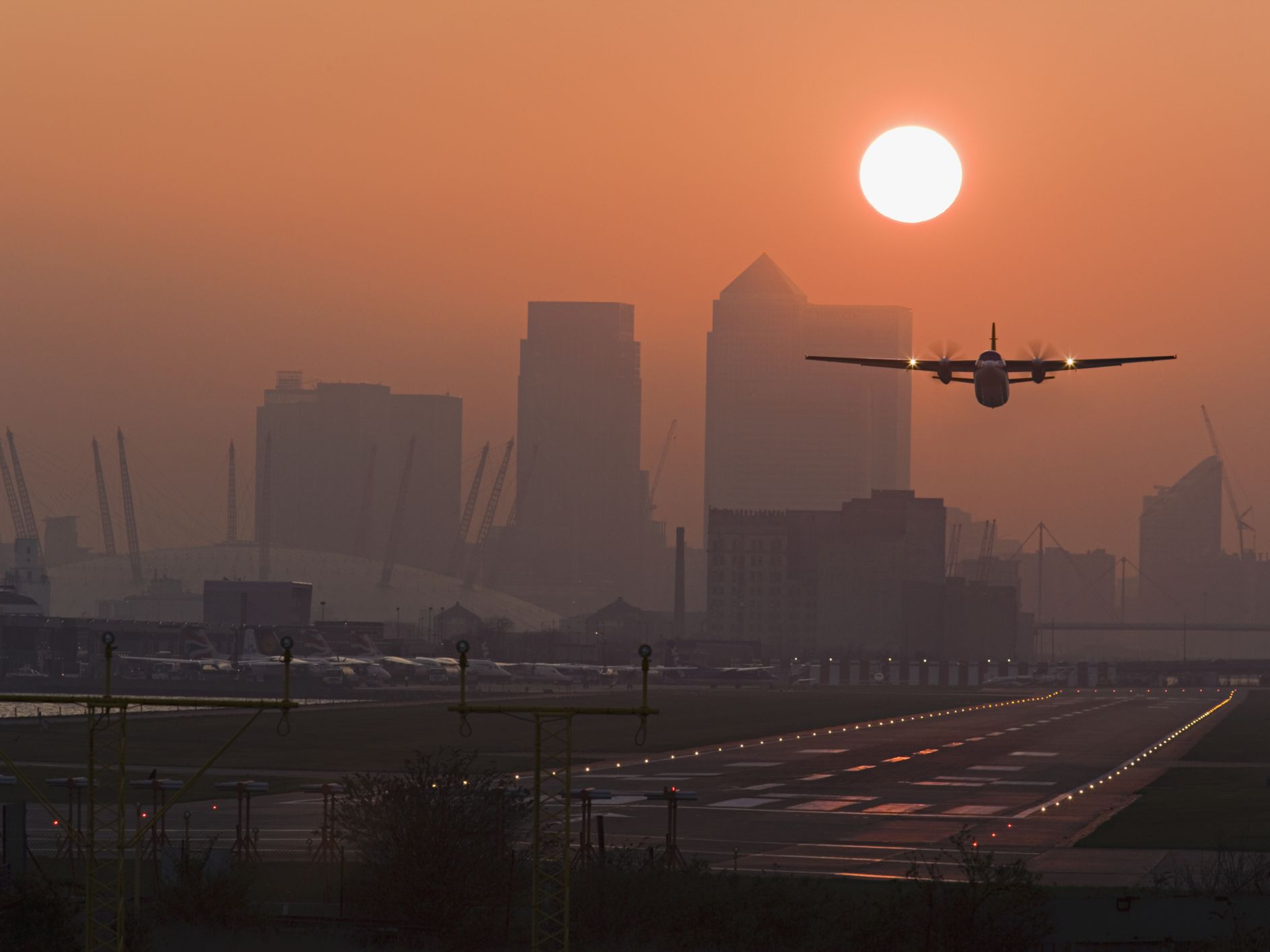 How To Get To Central London From London City Airport