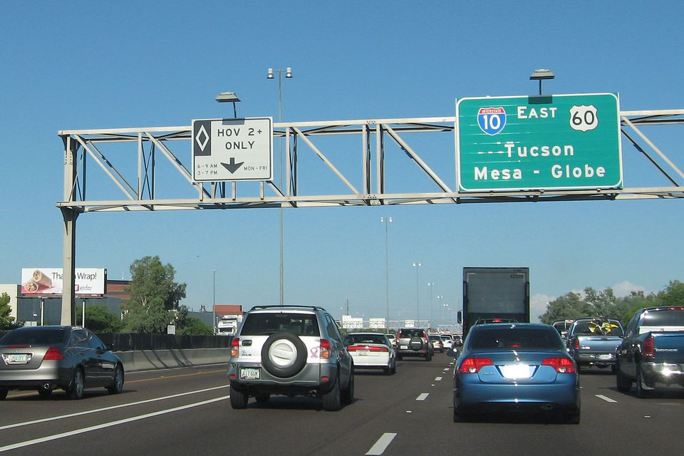 Traffic Map Phoenix Az.Tips You Should Know Before Driving In Arizona