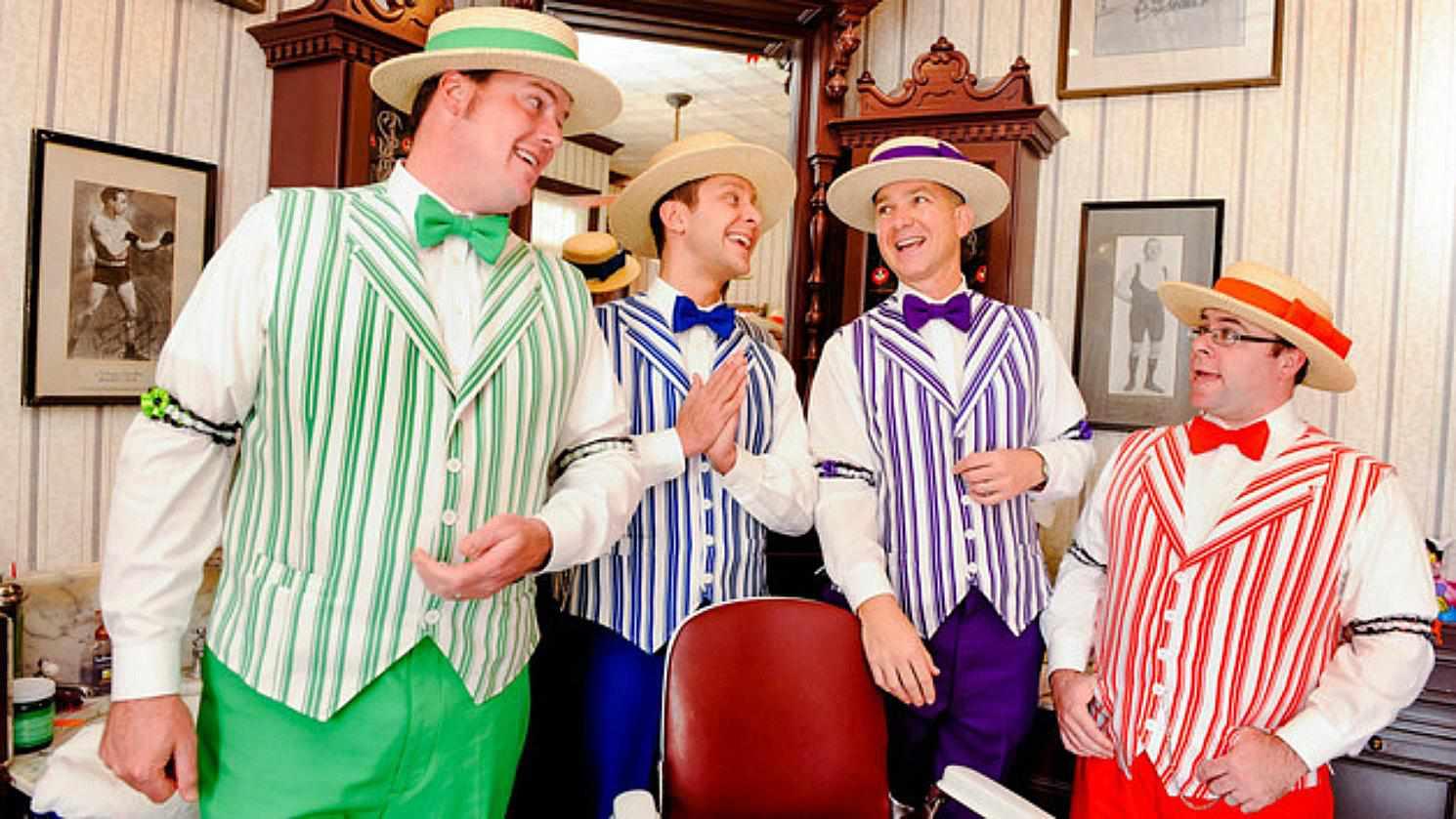 Harmony Barber Shop at Disney World